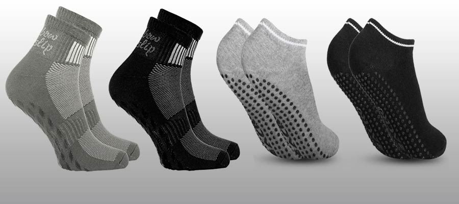 Calcetines Antideslizantes Mujer Hombre